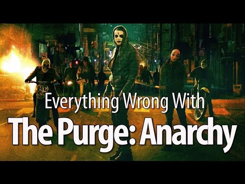 Everything Wrong With The Purge: Anarchy In 16 Minutes Or Less