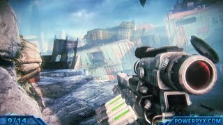 Killzone Mercenary - Beachcomber Trophy Guide (All Barnacle Locations)