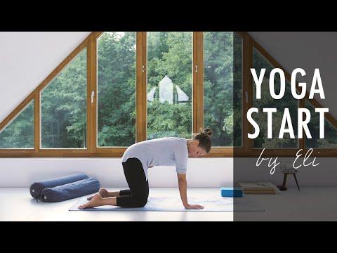 Yoga Na START   YOGA By Eli
