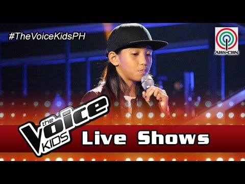 """The Voice Kids Philippines 2016 Live Semi-Finals: """"Love Yourself"""" by Xylein"""