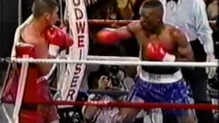 "Pernell ""Sweet Pea"" Whitaker Career Highlight"