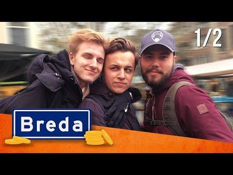 Overleven Zonder Geld tegen BANKZITTERS | Breda (1/2)