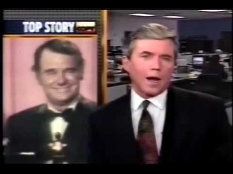 (1991) Hard Copy TV - Gig Young