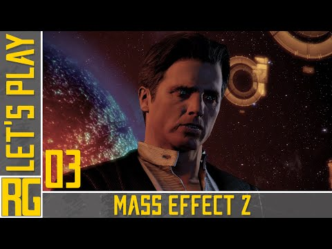 Mass Effect 2 [BLIND] | Ep3 | The Illusive Man | Let's Play