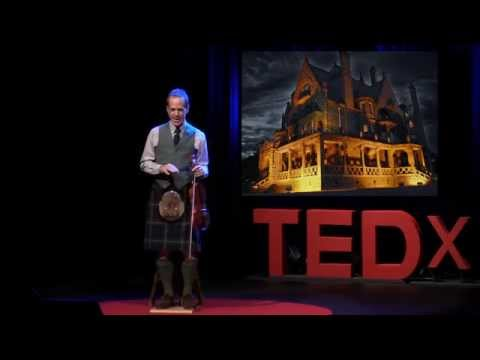 How a Fiddle Tune Can Change the World   Jamie Laval   TEDxTryon