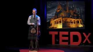 How a Fiddle Tune Can Change the World | Jamie Laval | TEDxTryon