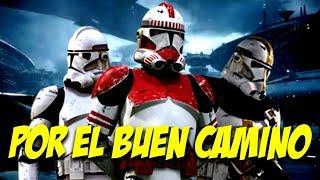 VUELVEN los DESARROLLADORES a STAR WARS BATTLEFRONT 2 !!!