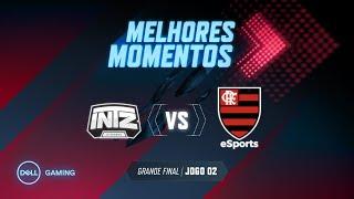 CBLoL 2019: 2ª Etapa - Grande Final | Melhores Momentos ITZ x FLA (2º Turno) (By Dell Gaming)