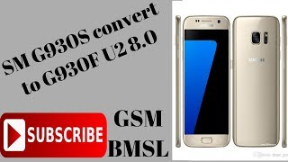 G930f U4 Firmware