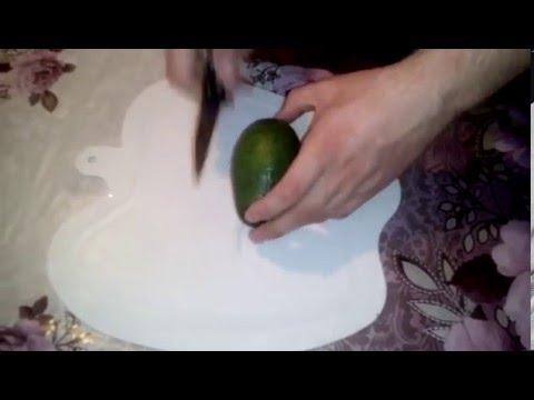 Как вырастить авокадо из косточки дома.