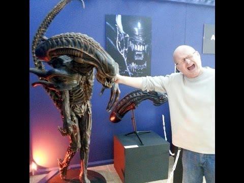 INVASION! Sci-Fi Film Props Exhibition Tour @ Kirkleatham Museum , Redcar