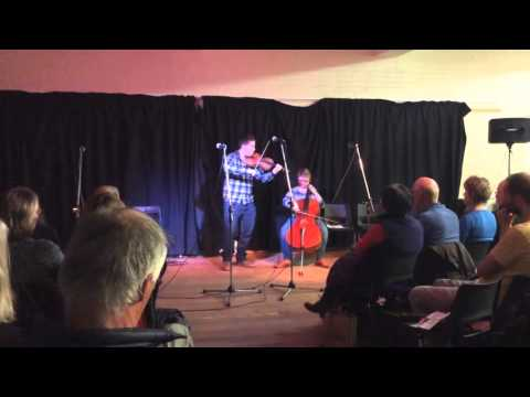 An Dha live - Winner of the London Fiddle Convention Competition