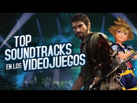 TOP: Soundtracks de videojuegos