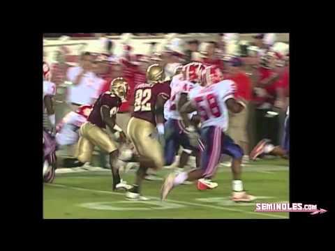 Greg Jones Run vs. Clemson 2002