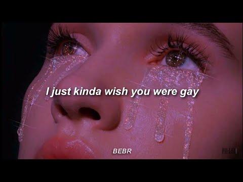 Billie Eilish - Wish You Were Gay (Lyrics)
