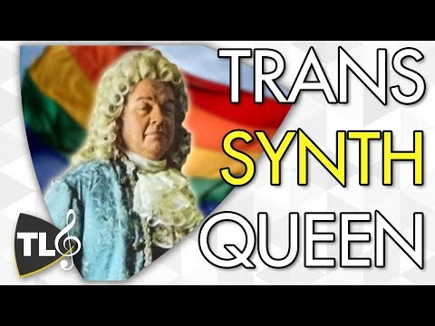 Wendy Carlos, Trans Queen of the Synthesizer | LGBT+ History Month