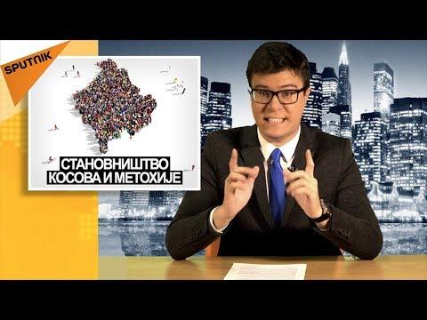 Malagurski: Istina o broju Albanaca na Kosovu!