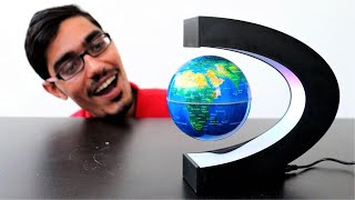 Unboxing Floating In Air Globe | Magical Levitating Globe
