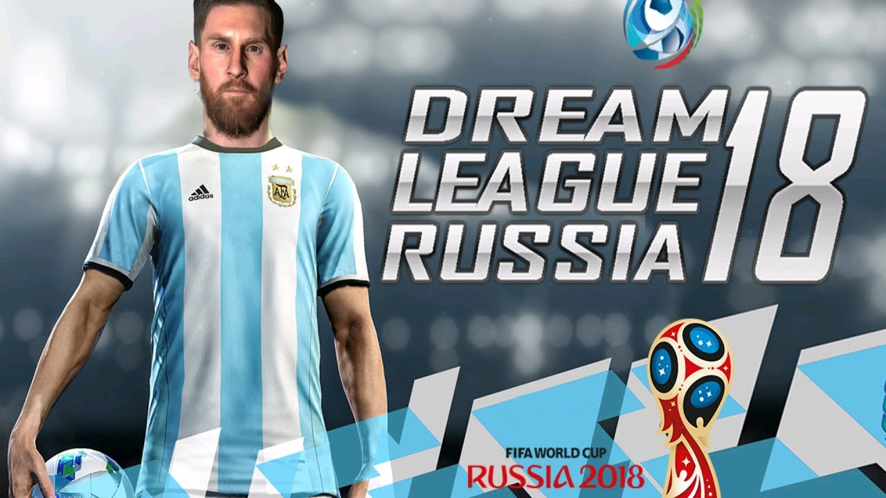 Dream League Soccer World Cup Russia 2018 Youtube