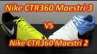 Nike CTR360 Maestri III VS Nik…