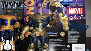 Marvel Select THANOS DISNEY STORE EXCLUSIVE Review