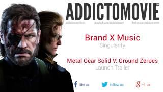 Metal Gear Solid V: Ground Zeroes - Launch Trailer Music #1 (Brand X Music - Singularity)