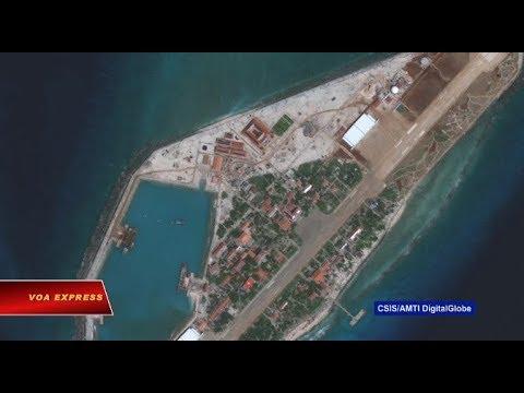 CSIS: Việt Nam âm thầm xây dựng ở Trường Sa (VOA)