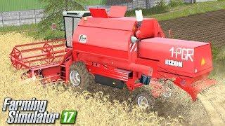 Żniwa Bizonem Giantem - Farming Simulator 17 | #71