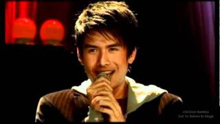 Christian bautista - Got To Believe In Magic (HD)
