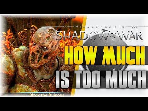 UPDATE! | Middle-Earth Shadow Of War #14 | DLC TALK!!!