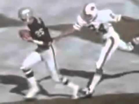 Oakland Raiders AFL 1960's
