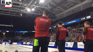 The Curling Hamiltons Chase Olympic Dreams