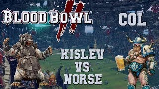 Blood Bowl 2 - Kislev (the Sage) vs Norse - Legendary Edition COL G1