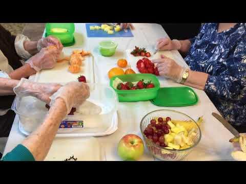 TRG 2268 Program Simulation 3: Making A Fruit Salad