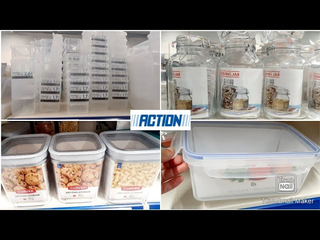 Action Boite Hermetique Rangement Et Organisation 15 09 20 Youtube