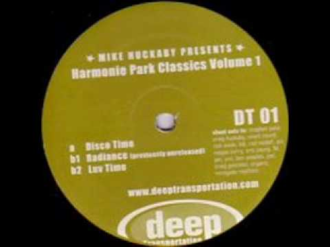 Mike Huckaby - Disco time!