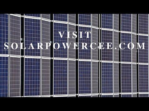 Solar Panel San Jose – Solar Power San Jose California – Best Solar Panel Installation