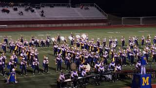 MHS Marching Band -Showcase 2017 Part 1