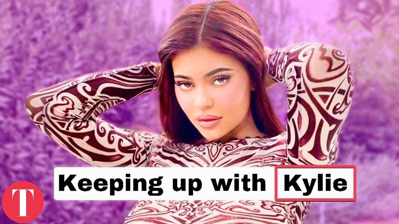 Kylie Jenner Is More Confident Now That Ever Before