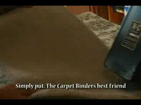 Carpet Beveler And Shear Nc Beveler Youtube