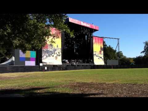 Phish - ACL Festival - 10/07/10 - Soundcheck - Burn That Bridge
