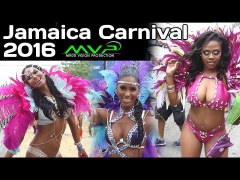 Bacchanal Carnival Road March 2016 (Jamaica)