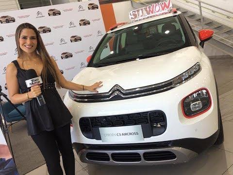 Citroën C3 Aircross 2018 - Lanzamiento Perú
