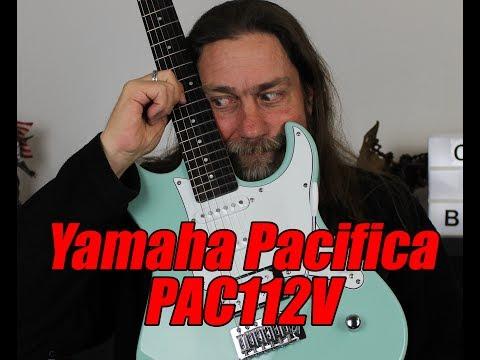 Budget Gear - Yamaha Pacifica PAC112V