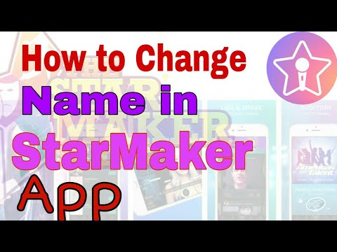 How to Change Name in StarMaker App in Hindi [Technical Swamiji] Tech News app