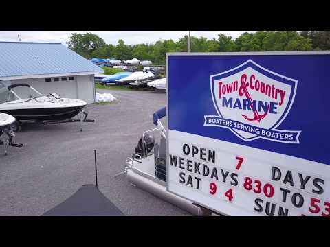 Service Department - Town & Country Marine - Boat Dealership