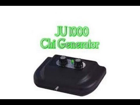 JU 1000 Chi Orgone Generator with 6 Pre-Set Brainwave Frequencies and Continuous Setting