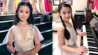Bé gái 10 tuổi đẹp nhất Việt Nam, 8 năm nữa chắc suất Hoa hậu, cuộc sống sang chảnh khó tin