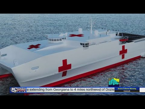 Austal proposes using Expeditionary Fast Transports as hospital ships