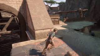 Uncharted 4 part 6 ps4 pro revanth17monster gaming
